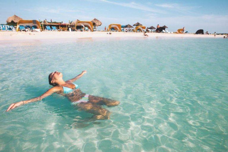 Aruba, ön med fyra nyanser av sommar