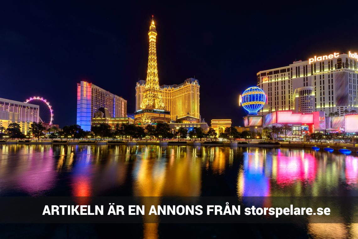 Tips inför resan till Las Vegas 1
