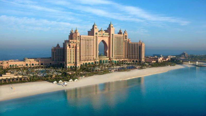 Resesidan om Dubai
