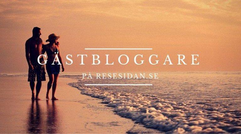 Nya Gästbloggare på Resesidan.se