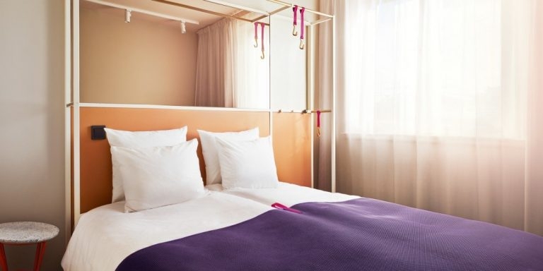 Nytt hotell från HTL har öppnats