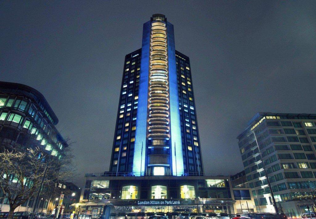 Resesidan.se om Hilton