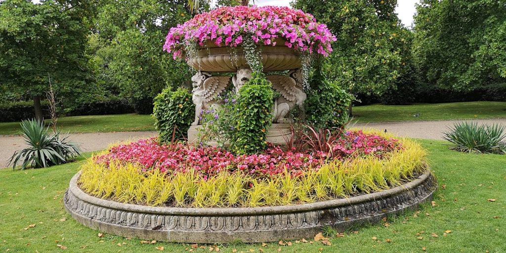 Ett besök i Regents Park, London 2