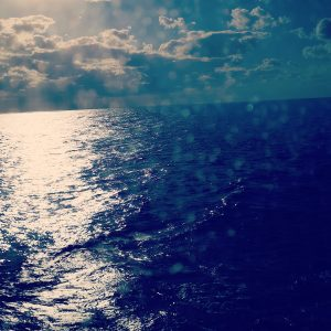 En dag till havs på en Karibienkryssning 1