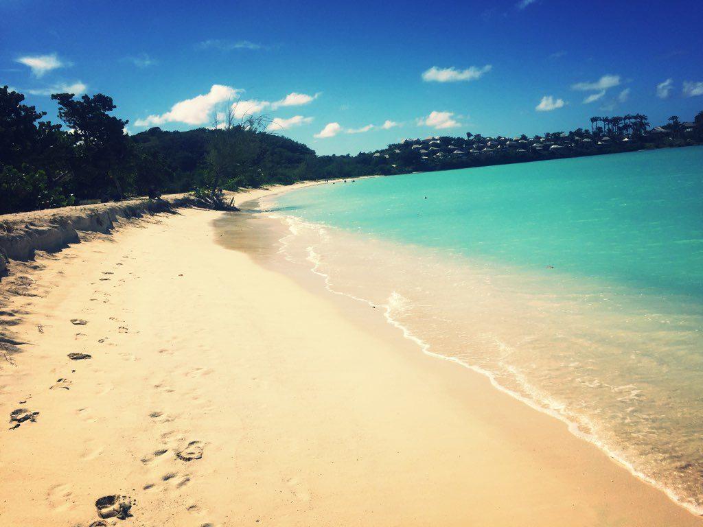 Drömstrand på Antigua 3