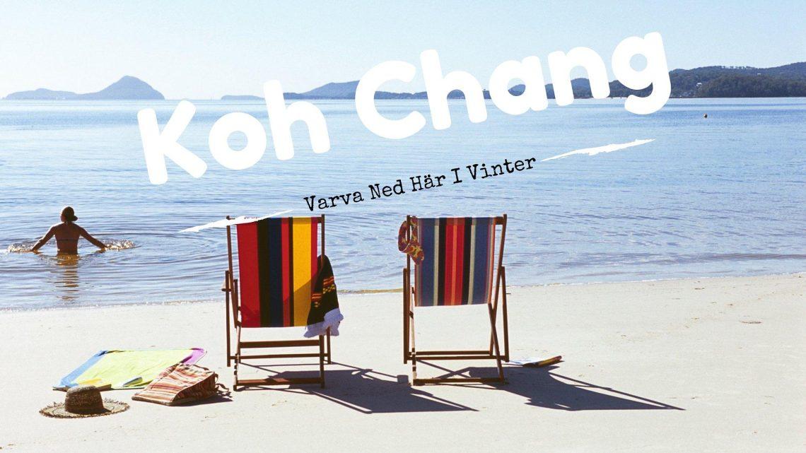 Varva ner på Koh Chang i vinter 1