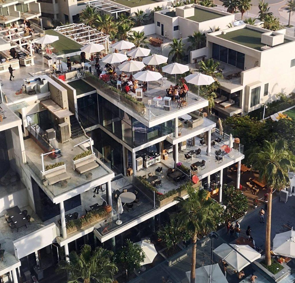 Restaurants FIVE Palm Jumeirah Hotel - Resesidan.se