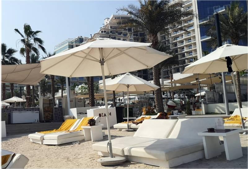 Stranden i Dubai, FIVE Palm Jumeirah Hotel