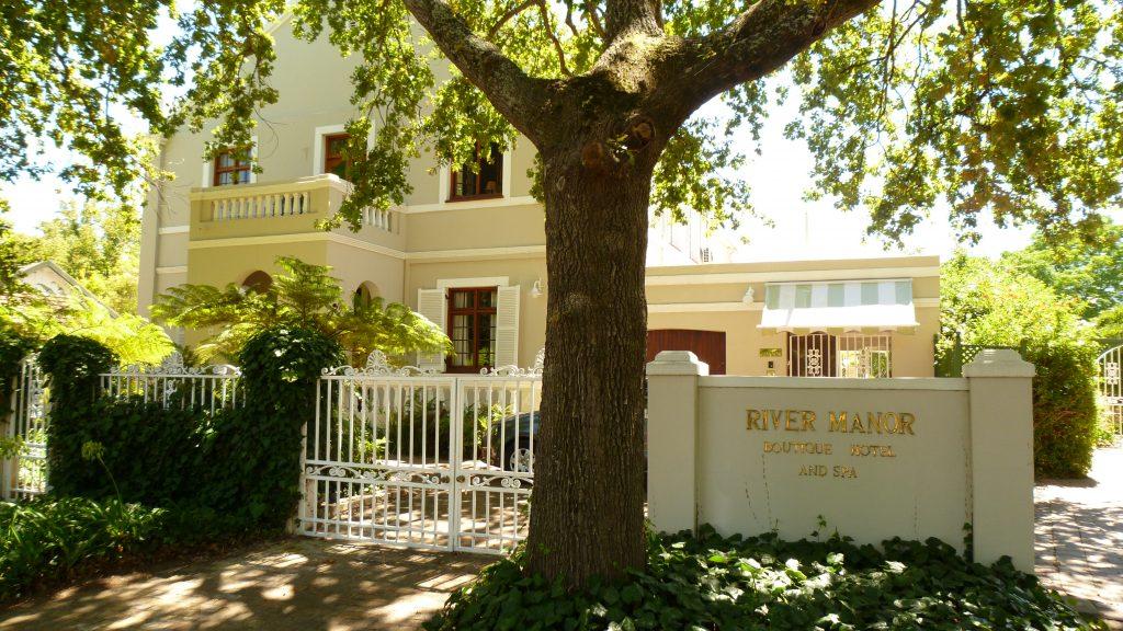 Resesidan.se om Stellenbosch