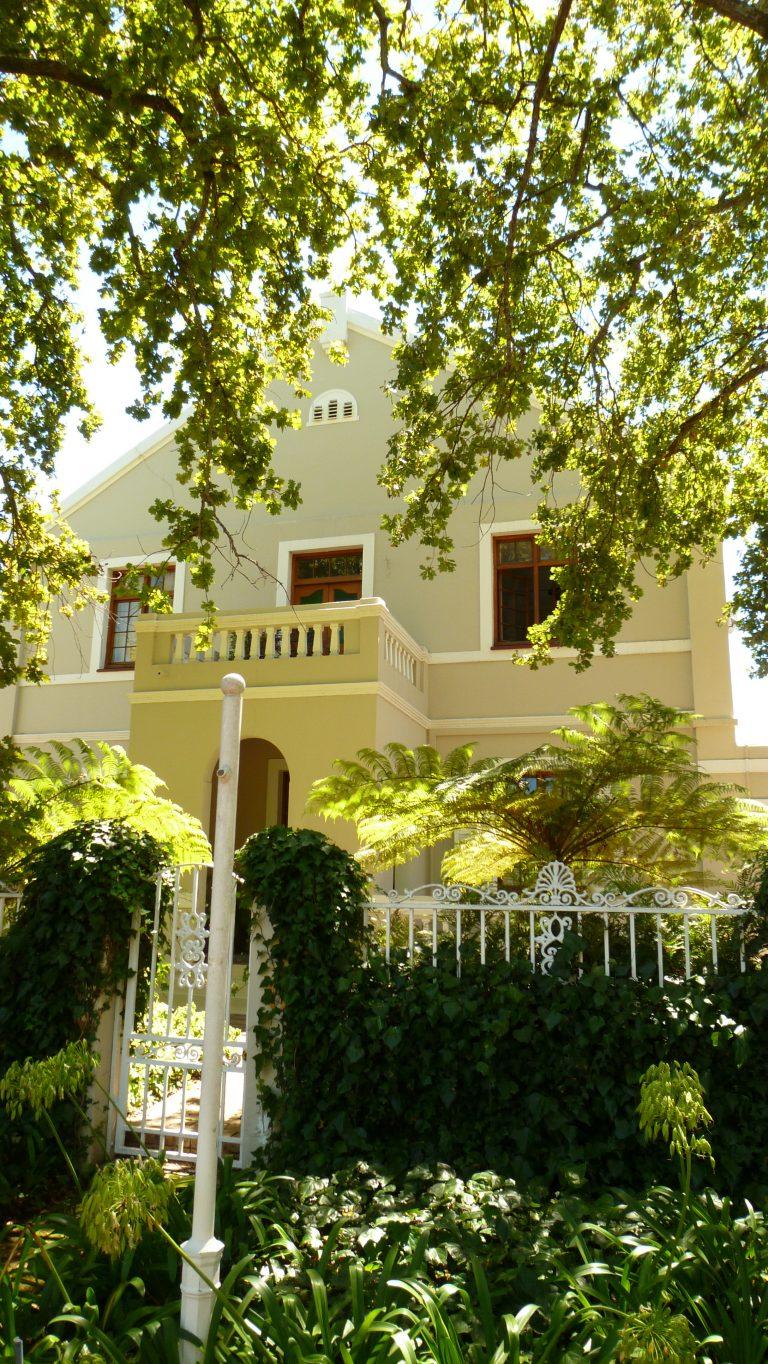 Stellenbosch, vin och mys