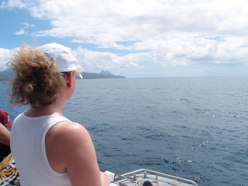 Resesidan.se om St Lucia