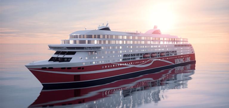 Viking Line uppgraderar för 75 miljoner