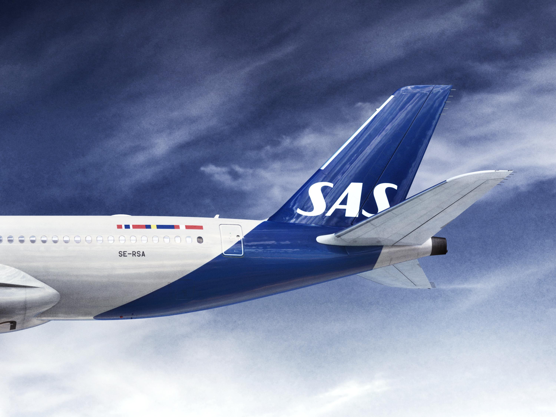 SAS nya flygplansmålning 3