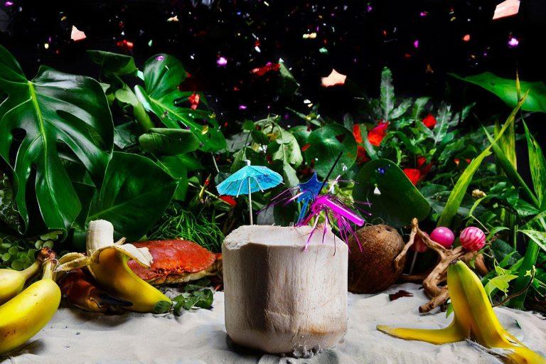 Go Bananas och fira Julen på Karibiskt sett