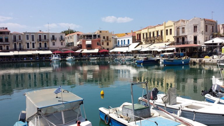 Rethymnon, Kreta | Resesidan.se