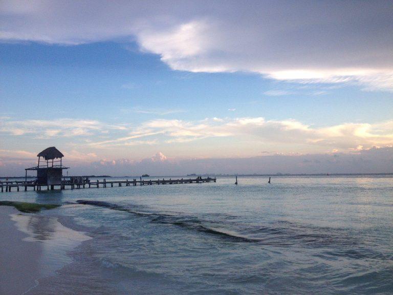 Från Isla Mujeres till Playa del Carmen