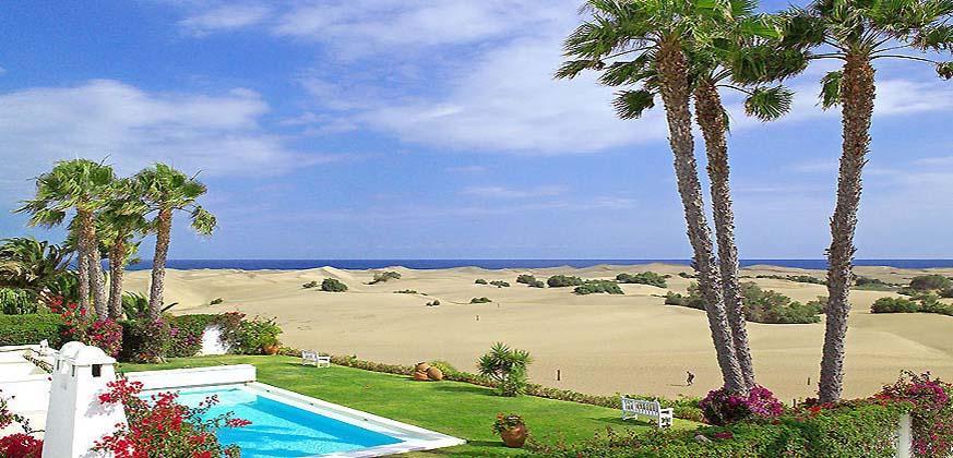 Resesidan.se om Gran Canaria