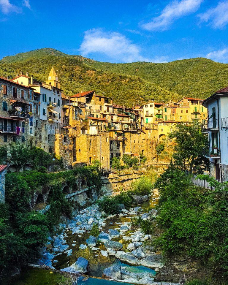 Ventimiglia, Ligurien och Riviera dei Fiori