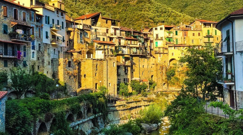 Resesidan.se om Italien