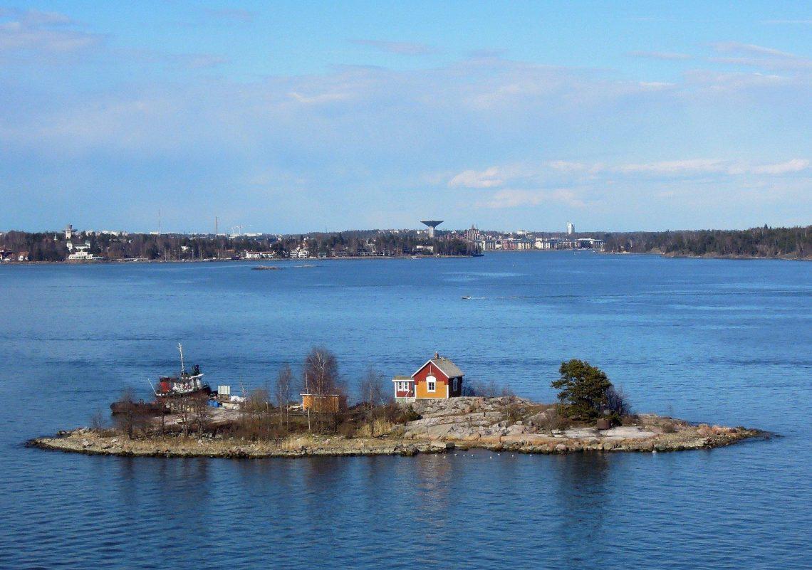 Tusen öars kryssning i Stockholms skärgård 1