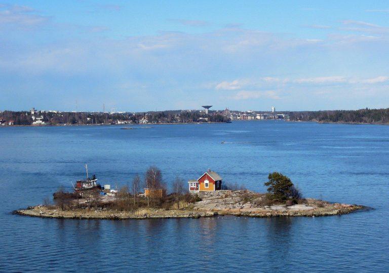 Tusen öars kryssning i Stockholms skärgård