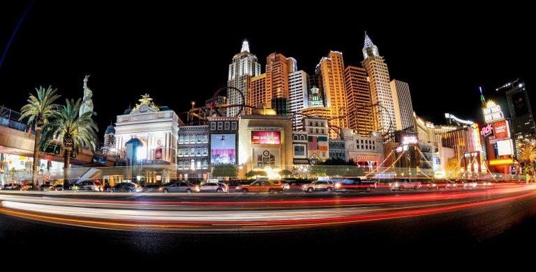Las Vegas är alltid Las Vegas