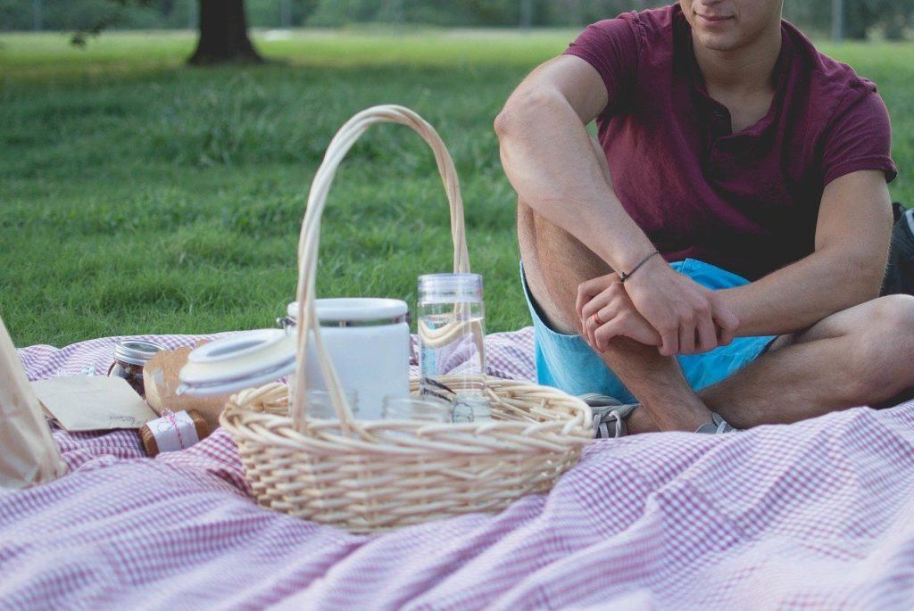 3 goda picnic rätter