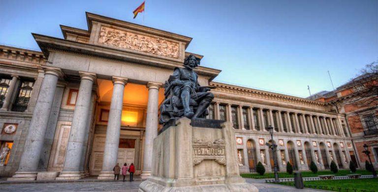 Pradomuseet firar 200-årsjubileum