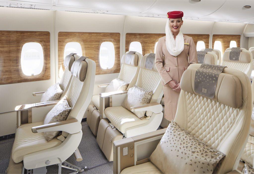 Emirates Premiumkabin