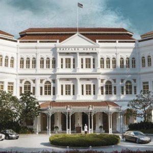 Raffles öppnar två nya lyxhotell i Indien 14