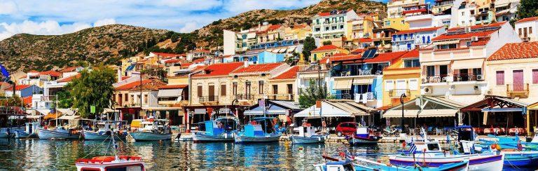 Samos – Kejserlig ö