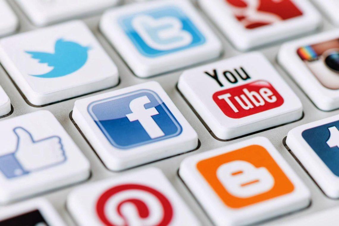 Resesidan om Sociala medier