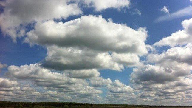 Resesidan.se om att tolka moln