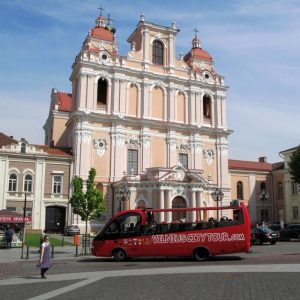 Åk på en Weekendresa till Vilnius 1