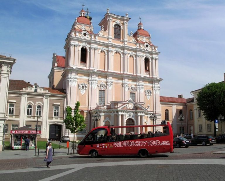 Åk på en Weekendresa till Vilnius