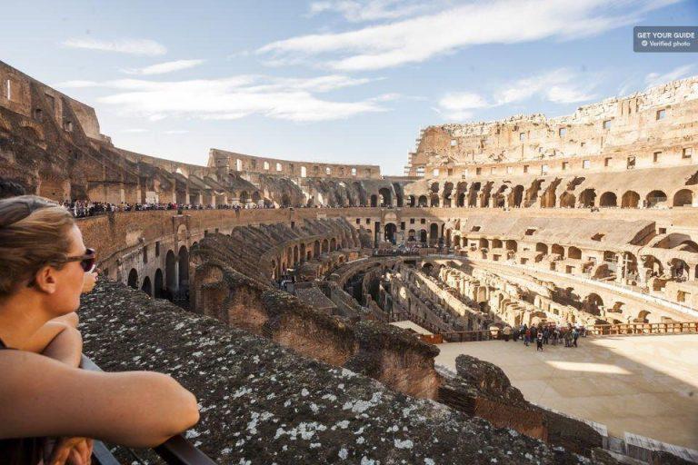 Tre måsten när ni när i Rom