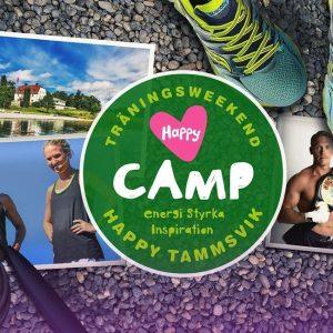 Happy Camp Träningsweekend